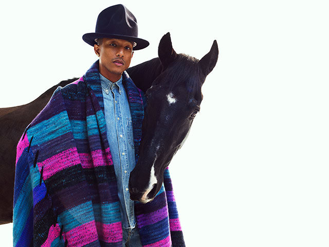 Rent Pharrell Williams & Black Horse