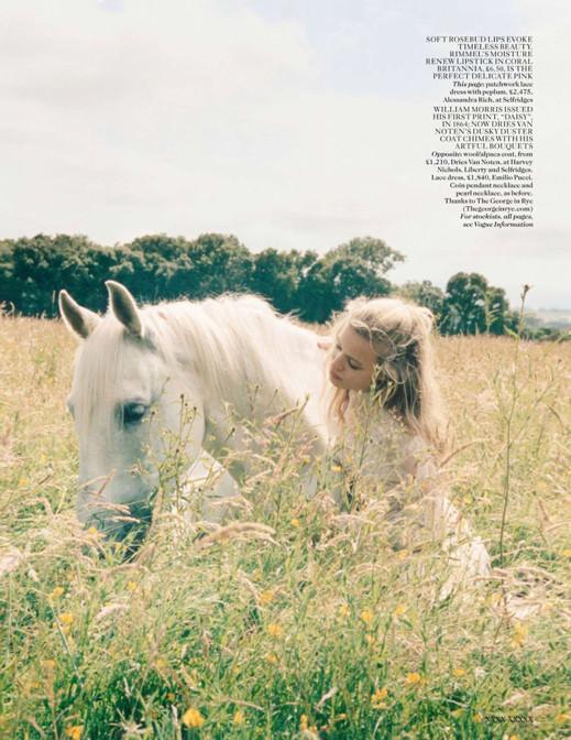 Rent White Horse & Georgia May 2